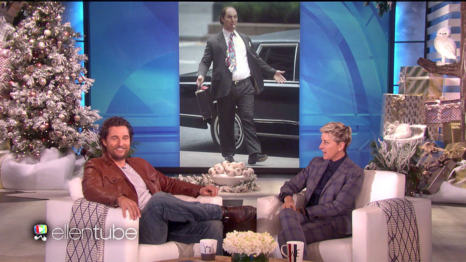 Matthew McConaughey on Transforming for His Roles - Screen shot-H 2016