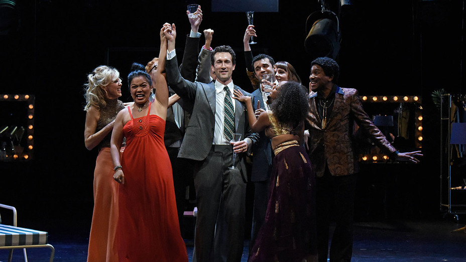 Merrily We Roll Along Production Still - Publicity - H 2016