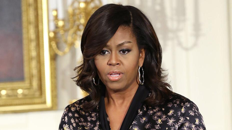 Michelle Obama - Getty - H 2016