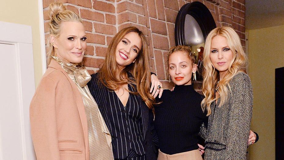 Molly Sims, Jessica Alba, Nicole Richie and Rachel Zoe - Publicity - H 2016