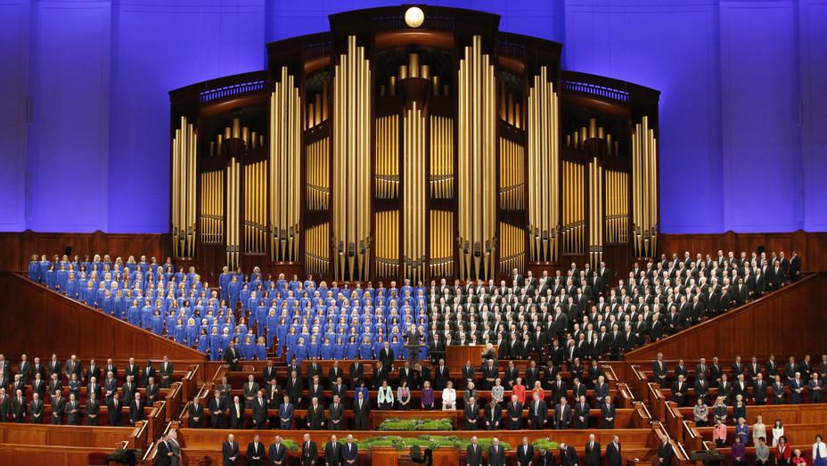 Mormon Tabernacle Choir - H Getty 2016