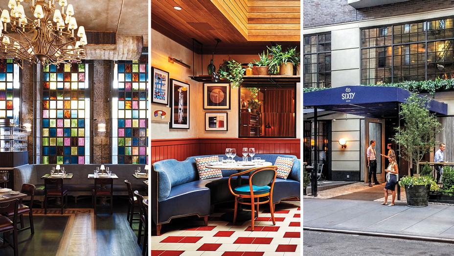 Hotel Dining Is Suddenly Hip in New York - Split- H 2016