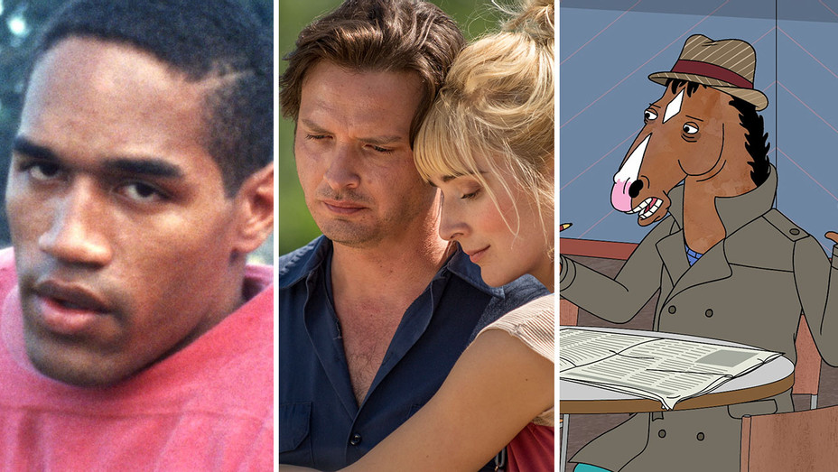 O.J. Made in America,' 'Rectify' and 'BoJack Horseman'_Split - Publicity - H 2016