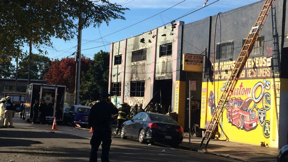 Oakland fire - Getty 2016 - H