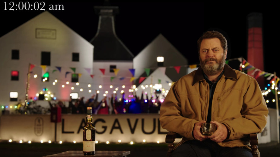 Nick Offerman Whisky — H 2016