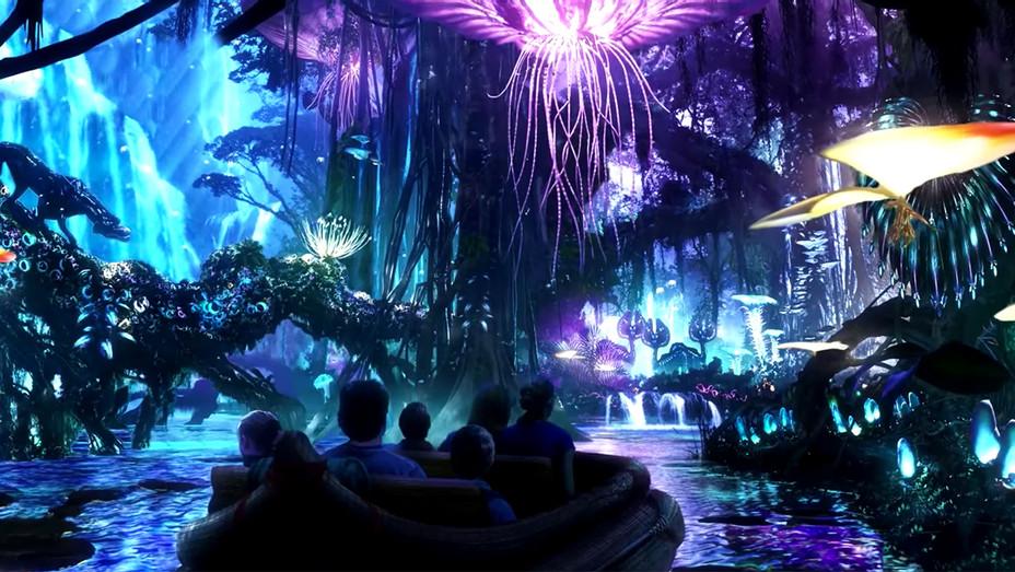 Avatar Theme Park - H 2016