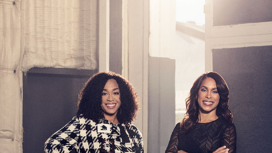 WIE Power 100 -  Shonda Rhimes and Channing Dungey -Photographed by Ramona Rosales-P 2016