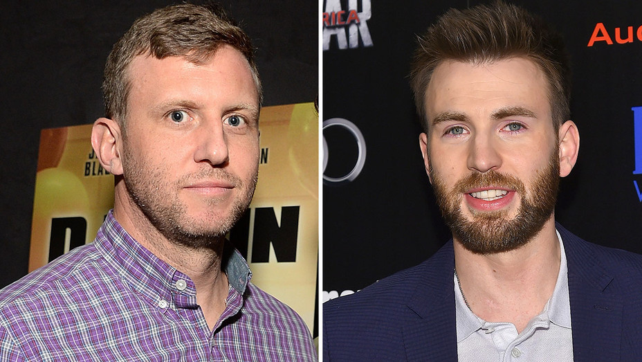 Ruben Fleischer and Chris Evans -split-Getty-H 2016