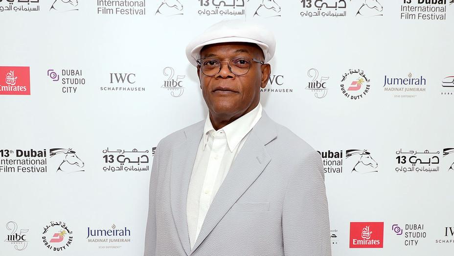 Samuel L Jackson Dubai Film Festival - Getty - H 2016