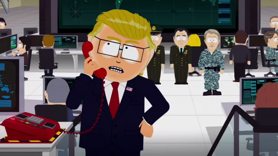 South Park Not Funny - H 2016
