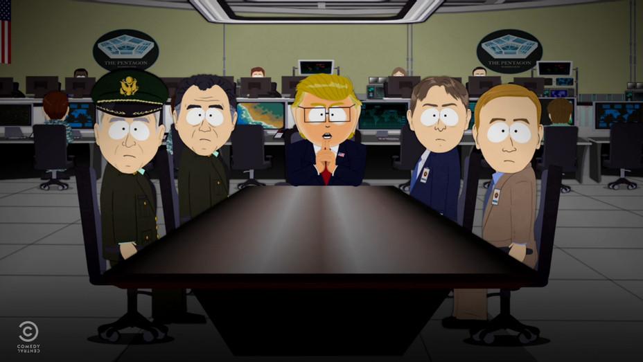 South Park Trevor's Axiom - H 2016