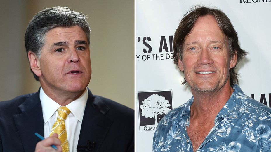 sean hannity and kevin sorbo_Split - Getty - H 2016