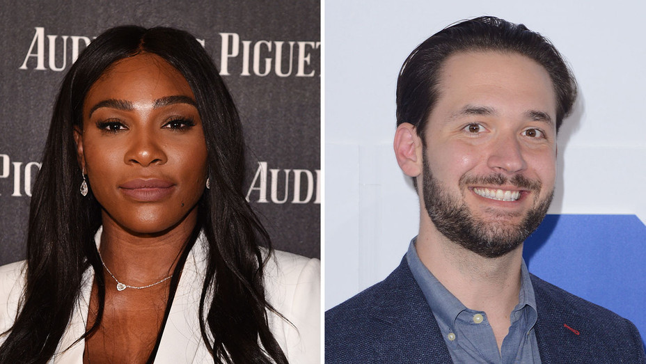 Serena Williams and Alexis Ohanian_Split - Getty - H 2016