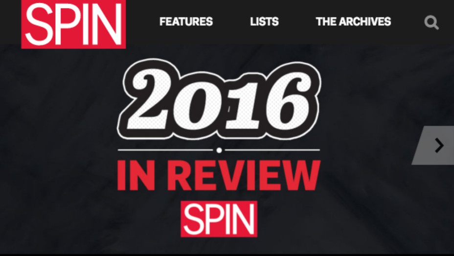 Spin - H - 2016