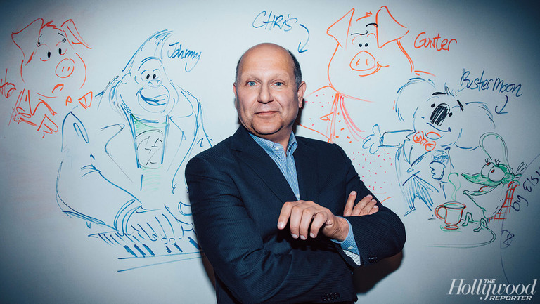Illumination's Chris Meledandri Talks Success Secrets, Rumors He'll Head DreamWorks