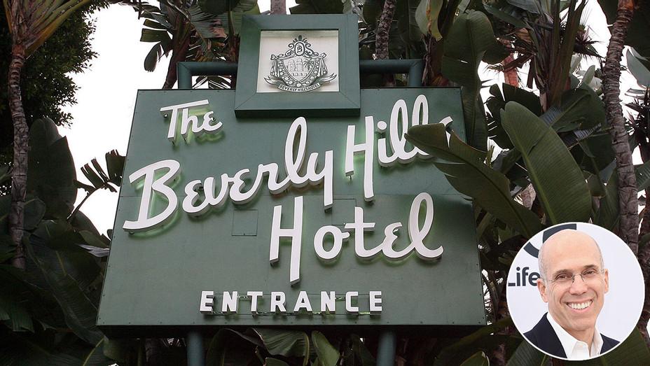 The Beverly Hills Hotel_Jeffrey Katzenberg_Inset - Getty - H 2016