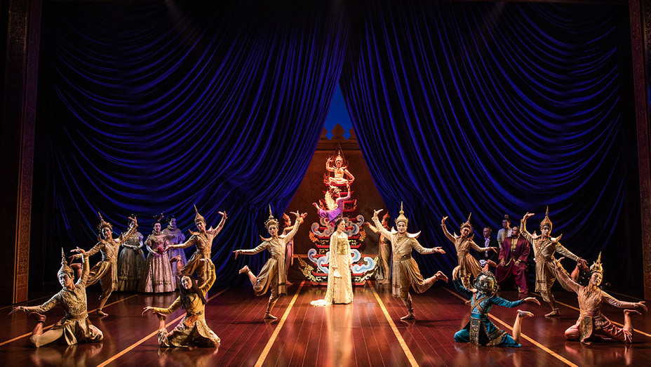 The King and I Production Still - Publicity - H 2016