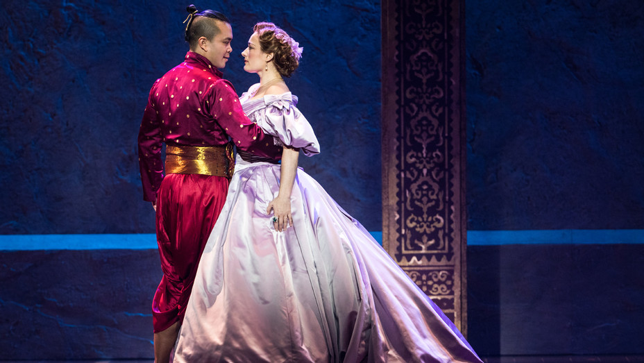 The King and I_publicity - H 2016