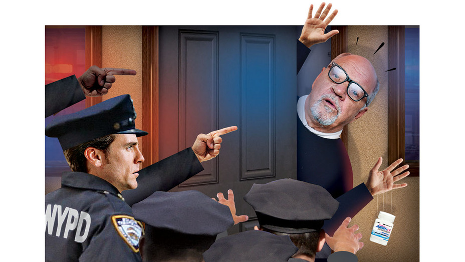 Paul Schrader's Late Night Anti-Trump Post Prompts NYPD Visit -Photo Illustration-H 2016