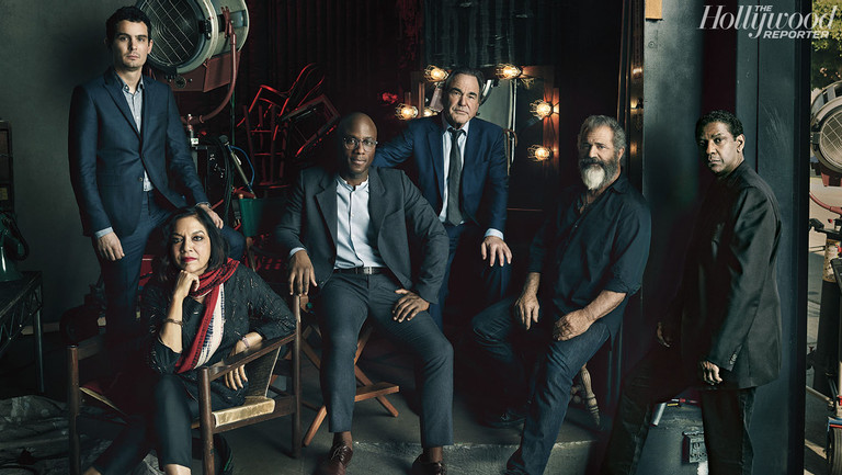 Director Roundtable: Mel Gibson, Denzel Washington and 4 More on Paralyzing Fears, Cast and Crew Complaints