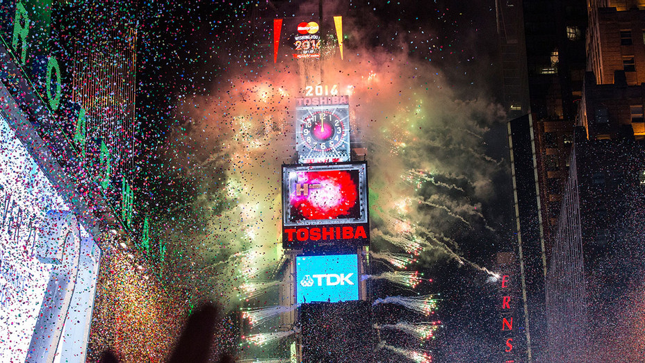 Times Square New Years - Getty - H 2016