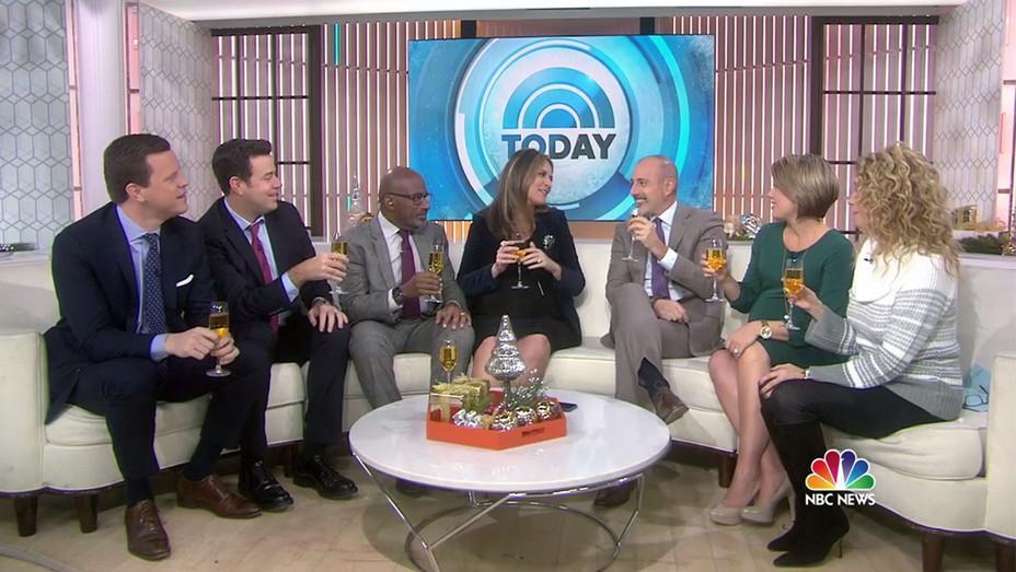 Today Show - Savannah Guthrie toast - screenshot -H - 2016