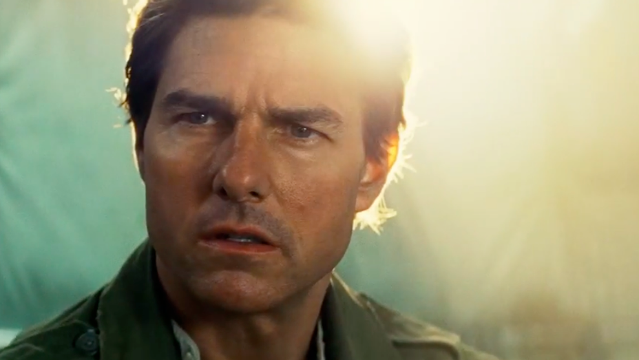 Tom Cruise - The Mummy Trailer Still - H 2016