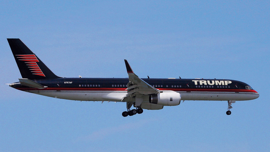 Trump Jet ONE TIME USE - Getty - H 2016