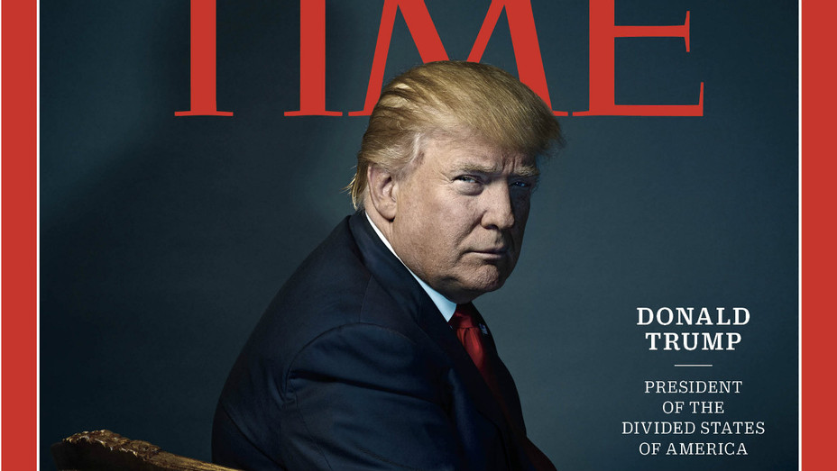 Trump Time cover - H