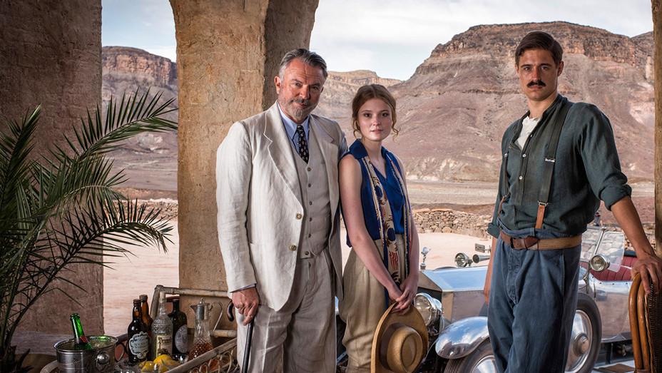 Tutankhamun, ITV - Still - H, 2016