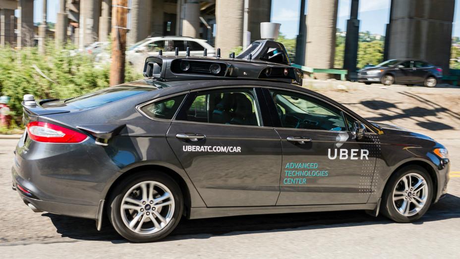 Uber self driving car - Getty 2016 - H