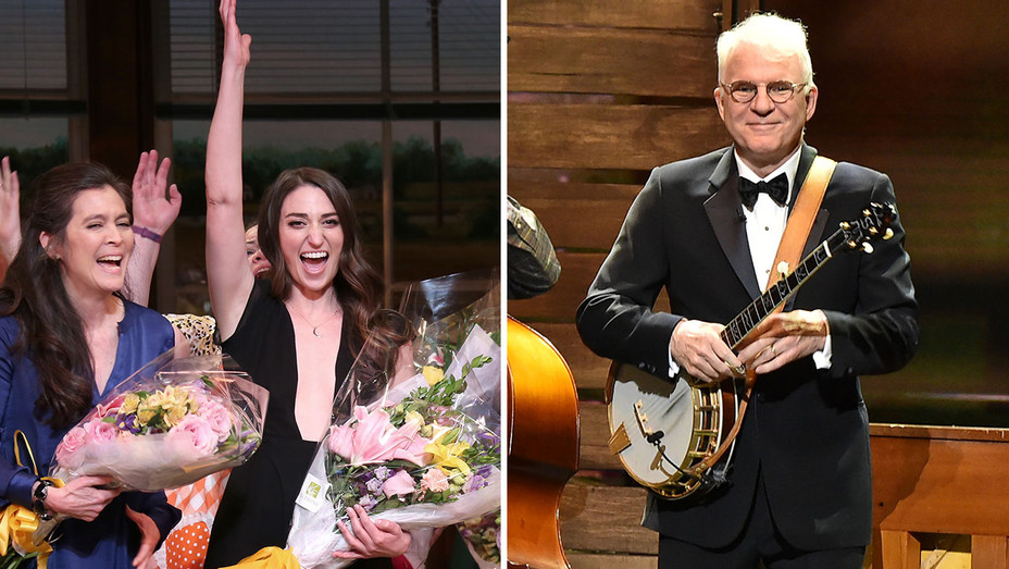 Waitress and Bright Star Split-Getty-H 2016