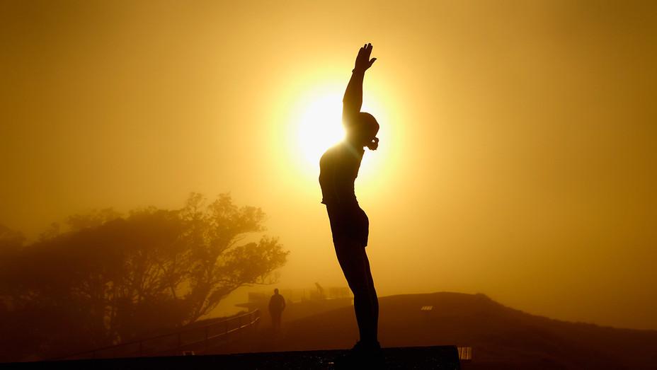 Yoga Sunrise - Getty - H 2016