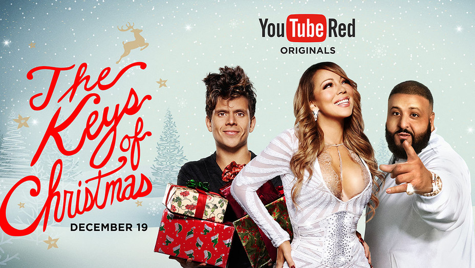 YOUTUBE RED ORIGINALS-THE KEYS OF CHRISTMAS-H 2016