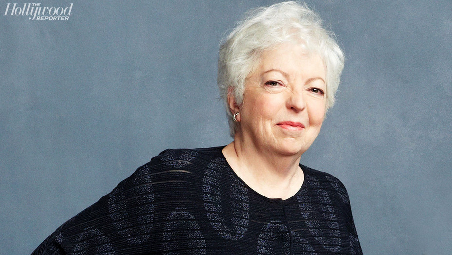 Thelma Schoonmaker - Photographed By Wesley Mann -H 2017