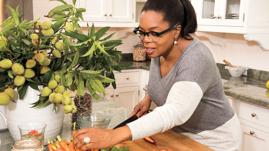 Oprah's Wellness Diary: 24 Hours of Healthy Living -H 2017