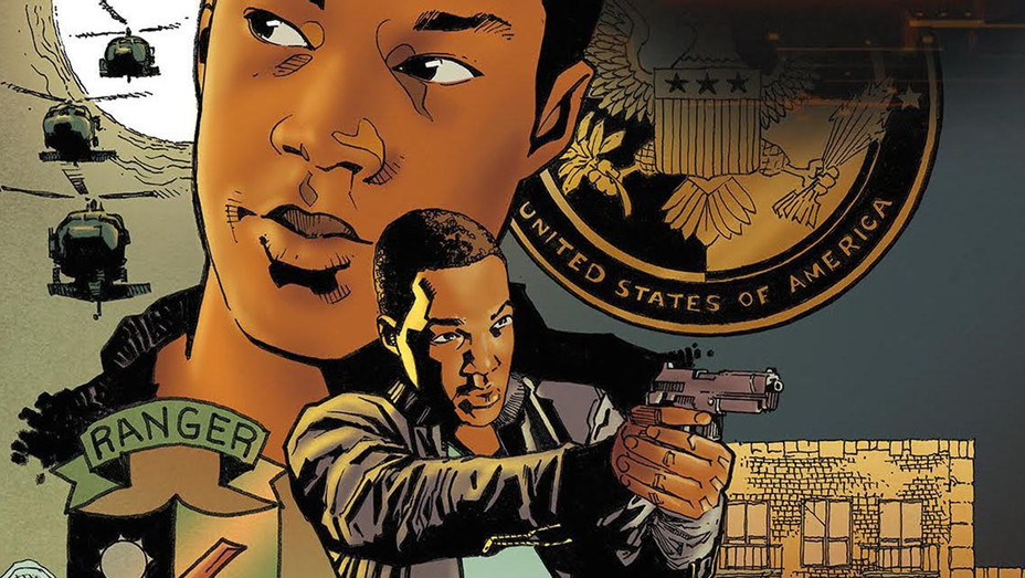 24 Legacy Comic Cover-  IDW Publishing - Publicity-H 2017