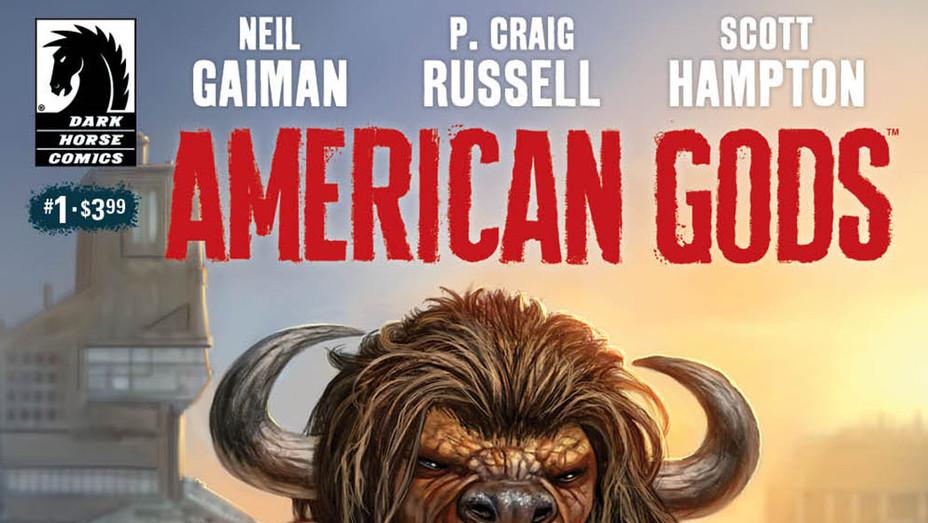 American Gods Cover #1 - Publicity - P 2017