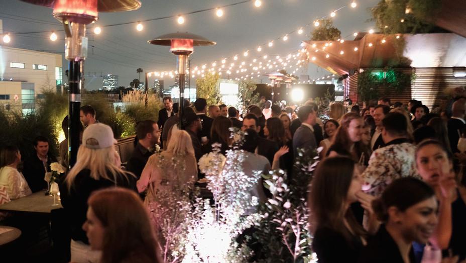 Belvedere Vodka & Chloe Coscarelli Peach Nectar Garden Party - Getty - H 2017