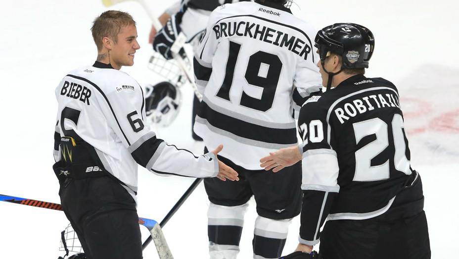 Justin Bieber NHL All Star Game - Getty - H 2017