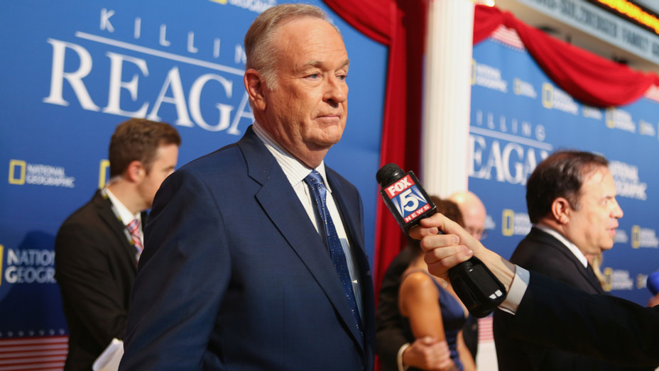 Bill O'Reilly Serious - Getty - H 2017