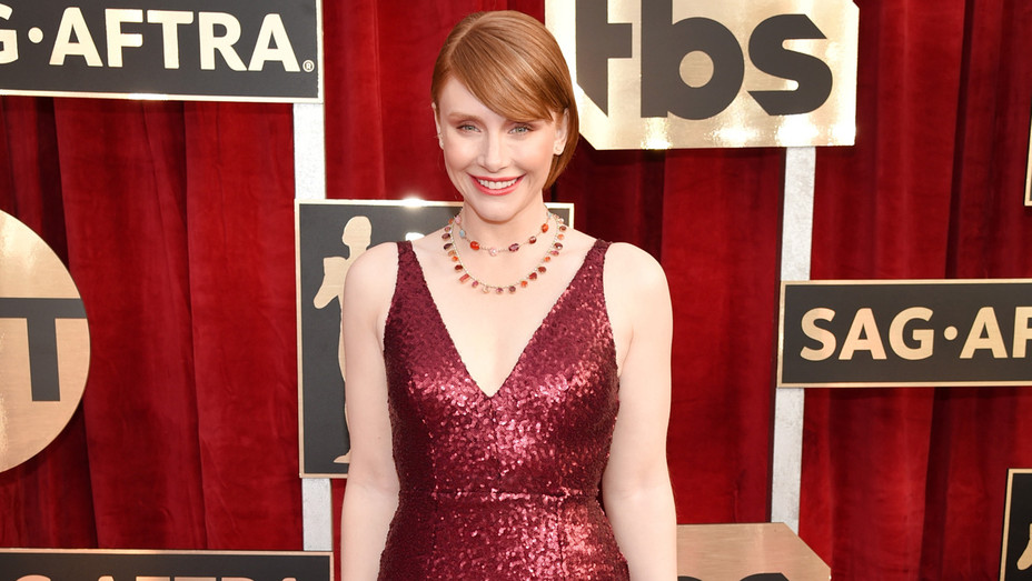 Bryce Dallas Howard SAG Awards - Getty - H 2017
