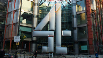 Channel 4 headquarters London - H 2017