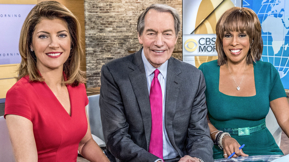 CBS This Morning Hosts - H 2016