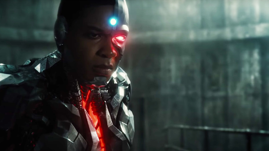 Cyborg Justice League - H 2017