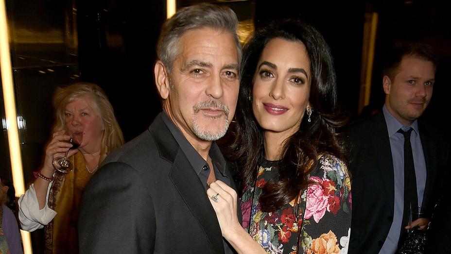 George Clooney, Amal Clooney - H - 2017