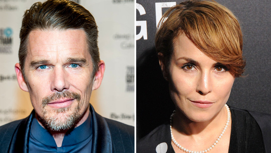 ETHAN HAWKE AND NOOMI RAPACE-Split-Getty-H 2017