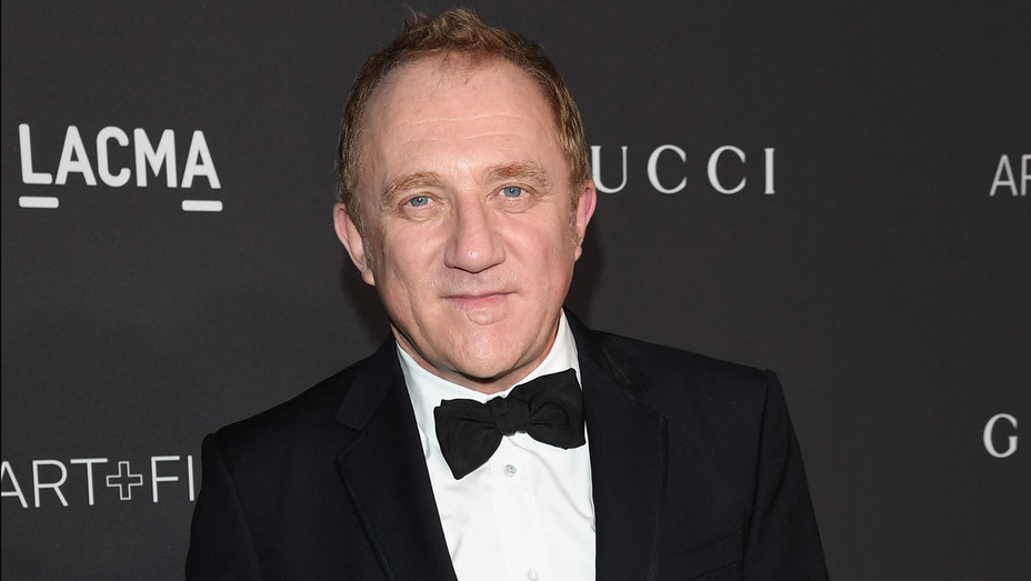Francois-Henri Pinault - Getty - H 2017