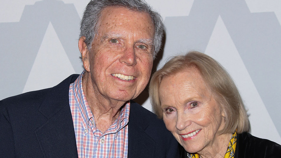 Jeffrey Hayden  and  Eva Marie Saint -Getty-H 2016