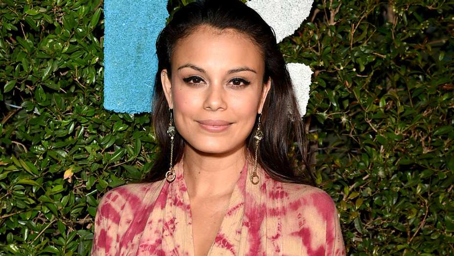 Nathalie Kelley attends the Take-Two E3 Kickoff Party 2014-Getty-H 2017
